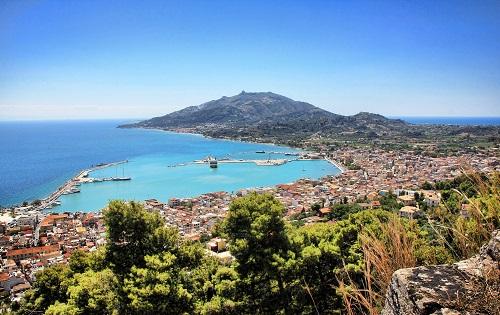 vakantie gios griekenland